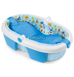 Summer Infant Fold Away Baby Bath Tub