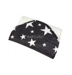 Akarana Organic Bamboo Hooded Towel (Star)