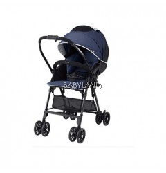 Combi Mechacal Handy S Stroller (Navy Blue)