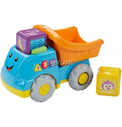 Fisher-Price First Words Fill & Dump Truck