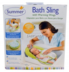 Summer Infant Bath Sling with Warming Wings (0m+)