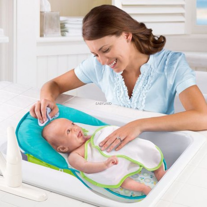 Summer Infant Bath Sling With Warming Wings 0m