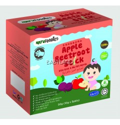 Natufoodies Apple Beetroot Stick (50g)