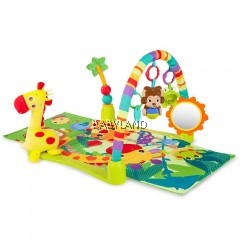Bright Starts Jungle Discovery Activity Gym (Giraffe)