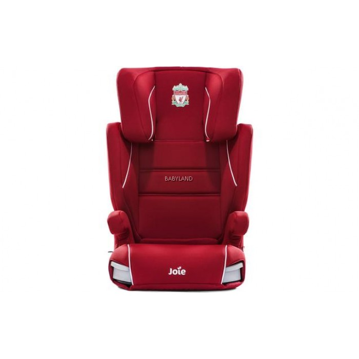 Joie Meet Trillo LFC Booster Car Seat With Isofix Red Crest
