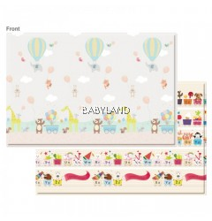 Baby Care Playmat (Hot Air Balloon)