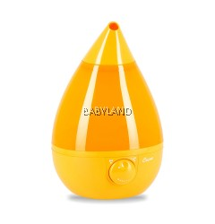 Crane Cool Mist Humidifier (Orange)