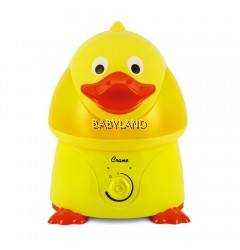 Crane Adorable Ultrasonic Cool Mist Humidifier (Duck)