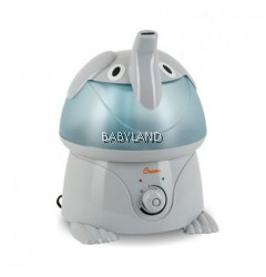Crane Adorable Ultrasonic Cool Mist Humidifier (Elephant)