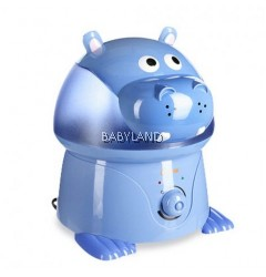 Crane Adorable Ultrasonic Cool Mist Humidifier (Hippo)