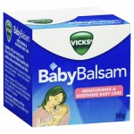 Vicks Baby Balsam Chest Rub 50g