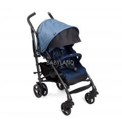 Chicco New Lite Way 2 Stroller (Blue)