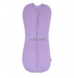 Lunavie Swaddle Pouch 0-3M (Purple)