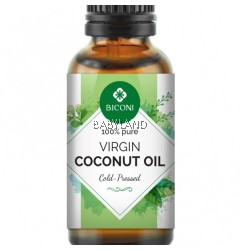 Biconi Virgin Coconut Oil 100% Cold Pressed (50ml)