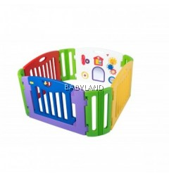 Nihon Ikuji Premium Musical Kids Play Yard