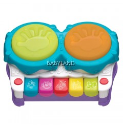 Playgro 2 in 1 Light Up Music Maker (1-3Y+)
