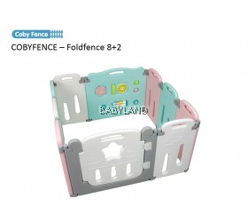 Coby Haus Foldable Fence (8+2)