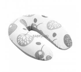 Doomoo Buddy Nursing Pillow (Tree Grey)