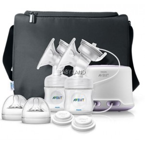 Philips Avent Comfort Twin Electric Double Breast Pump