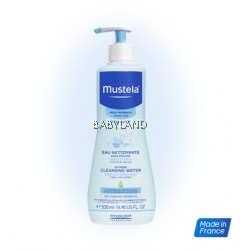 Mustela No Rinse Cleansing Water (300ml/10.14oz)