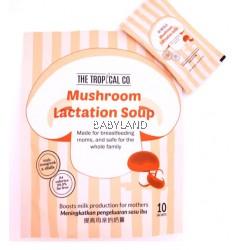 The Tropical Co. Mushroom Lactation Soup (10 sachets)