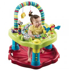 ExerSaucer Bouncin Barnyard Activity Center (4M+)