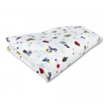 """Bumble Bee Playpen Fitted Sheet Fun Time Knit (28""""x41""""x2"""")"""