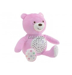 Chicco Baby Bear Pink (0M+)