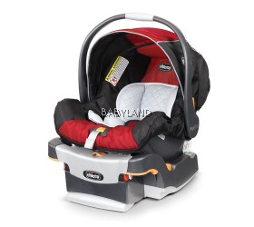 Chicco Keyfit 30 Infant Car Seat (Fire)