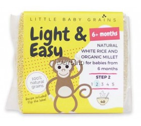 Little Baby Grains Light & Easy 6M+ (520g)