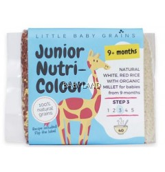 Little Baby Grains Junior Nutri-Colour 9m+ (520g)