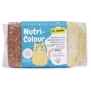 Little Baby Grains Nutri-Colour 12M+ (750g)