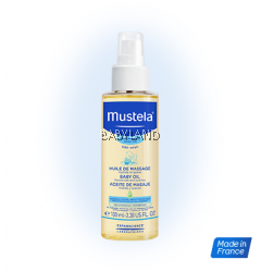Mustela Baby Oil (100ml)