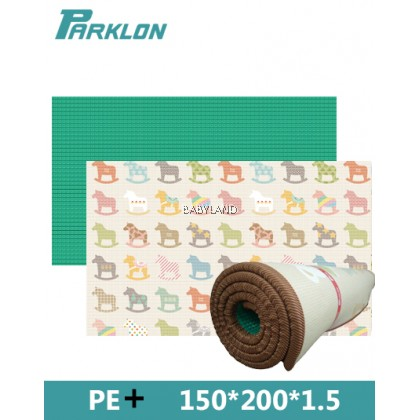 Parklon PE Living Plus Mat - Pony (150x200x1.5cm)