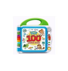 LeapFrog 100 Words Book (18M+)