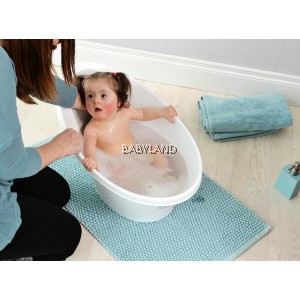 Shnuggle Bath Tub - ROSE (0-12M)