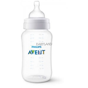 Philips Avent Classic+ Feeding Bottle - 3M+ (330ml/11oz)