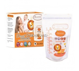 Autumnz Breast Milk Storage Bags (10oz/290ml) *BUY 2 OFF 20%*