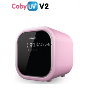 Coby UV Waterless Sterilizer V2 - PINK