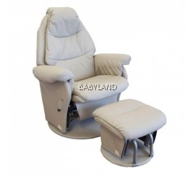 Babyhood Vogue Glider Chair - ICE GREY