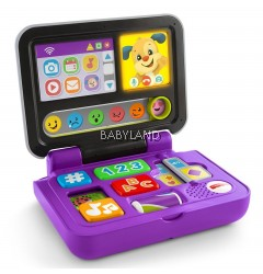 Fisher-Price Laugh & Learn - Click & Learn Laptop (6-36M)