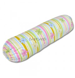"Bumble Bee Bolster Case Lovely Garden Knit L (30""x⌀7"")"