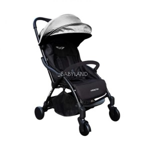 Hamilton Ezze MagicFold Stroller - GRAPHITE with FREEBIES*