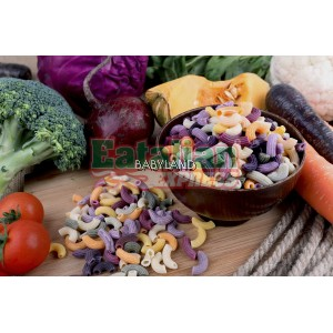 Eatalian Express Mixed Vegetable Pasta 8M+ (100g)