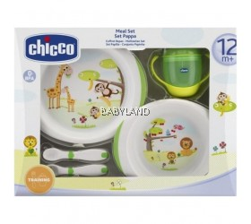 Chicco Meal Set 12M+ - GREEN