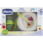 Chicco Meal Set 6M+ - GREEN