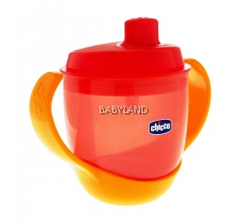 Chicco Meal Cup 12M+ - RED (180ml/6oz)