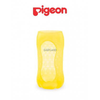 Pigeon Wide-Neck Silicone Sleeve (240ml)