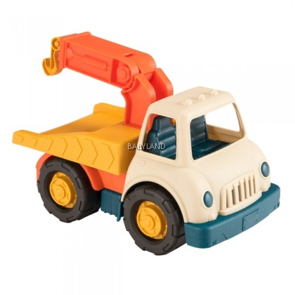 B.Toys Wonder Wheels Tow Truck