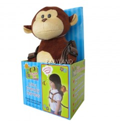 Bumble Bee 2-in-1 Friendly Harness Monkey